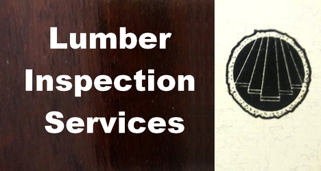 Lumber Inspection services