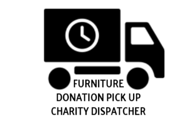 Charity Dispatcher Donation Pick Up