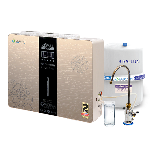 ULTIMA ROYAL RO PLUS UV WATER PURIFIER