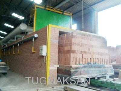 KILN FOR BRICK