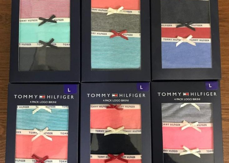 tommy ladies panty